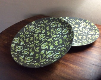 Dinner Plates by Robin Pickens