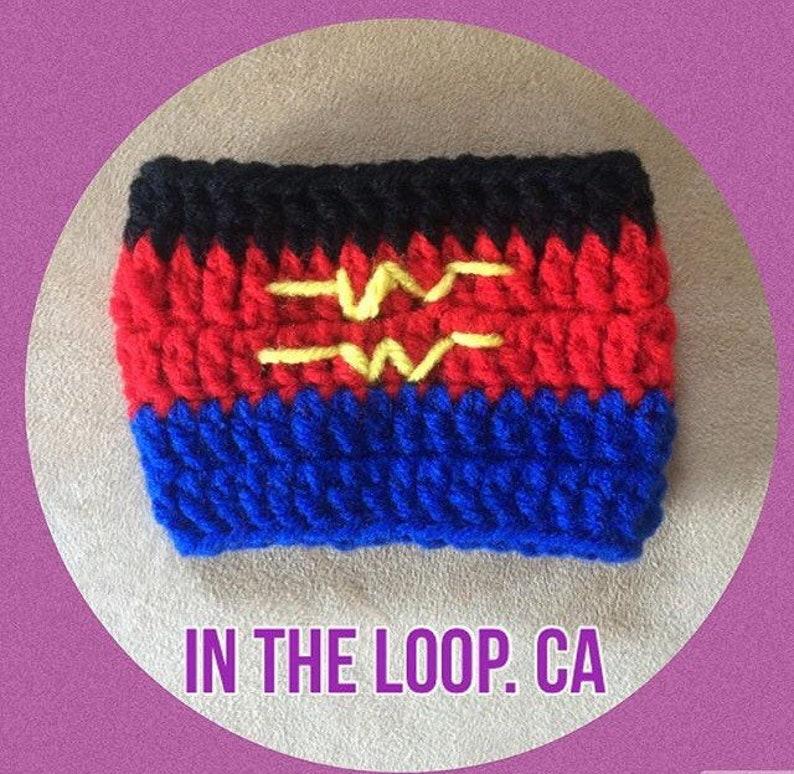 Wonder Woman Cozie image 0