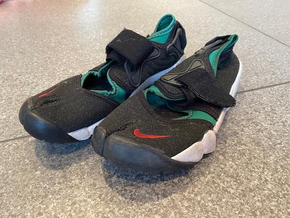 Super Rare 1996 Original Nike Air Rift Trainers in