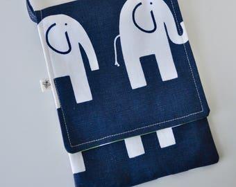 Kids Elephant / Polkadot Crossbody Bag