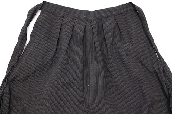 MONPE Vintage PANTS Japanese Indigo Stripe - image 7