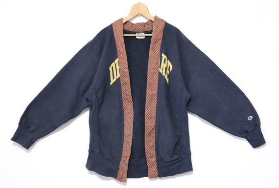 Custom NORAGI 80s Champion Reverse Weave Sweatshir