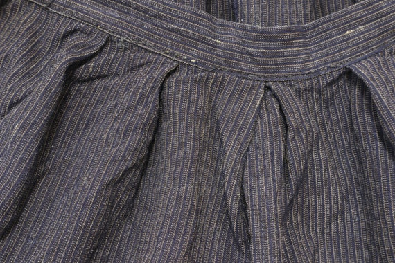 MONPE Vintage PANTS Japanese Indigo Stripe - image 4