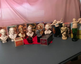 Avon Collectible After Shave People - PRICE REDUCED!!!
