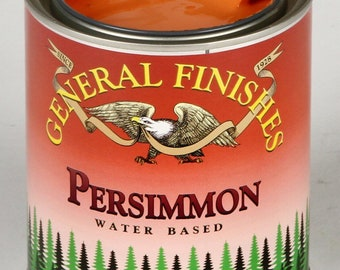 Persimmon Milk Paint-General Finishes