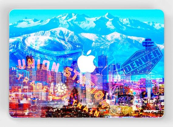Colorado Geometric Laptop Sticker Bottle Macbook Decal Style 267270