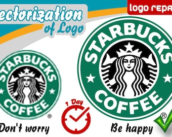 I Will Do Vectorization Of Image Or Logo