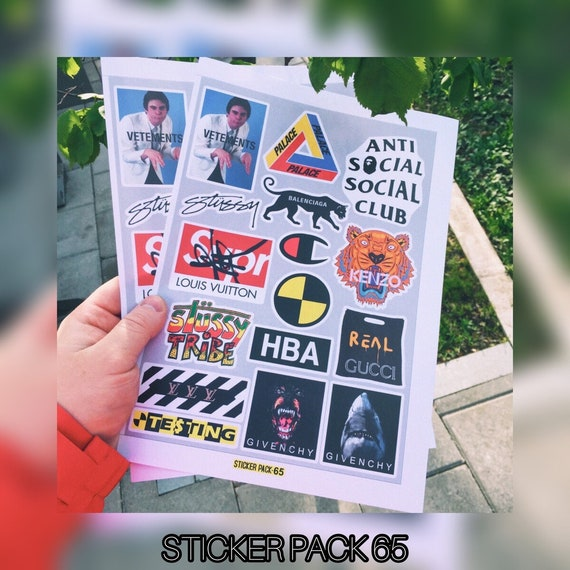 Brand Sticker Pack 724689701