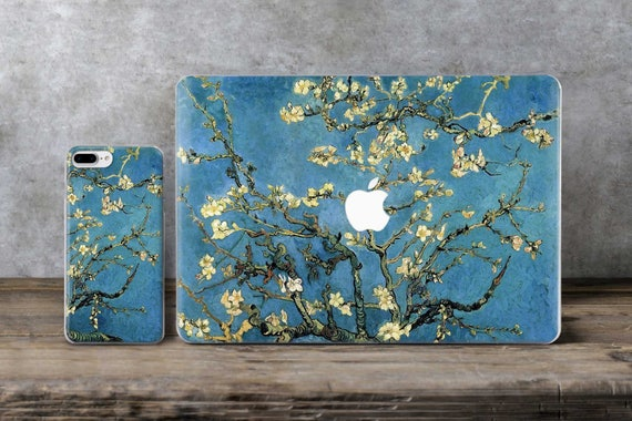 new style 0f550 1f0d1 Van Gogh Macbook Air 13 Hard Case Macbook Case Nature Macbook Pro 13 Case  Almond Blossom Art Macbook Air 13 Case Macbook Pro 15 2016 CHA4006