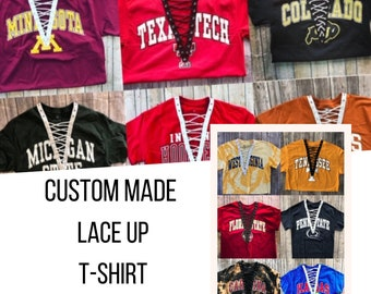 Tailgate clothing game day tops & more by TailgateTailor on Etsy