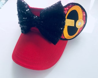 361e884e Incredibles Themed sun visor