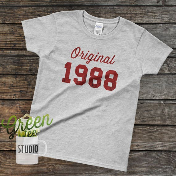 Made In Nineteen Eighty Eight 1988 31st Birthday Mens Funny T-Shirt 31 Year Old