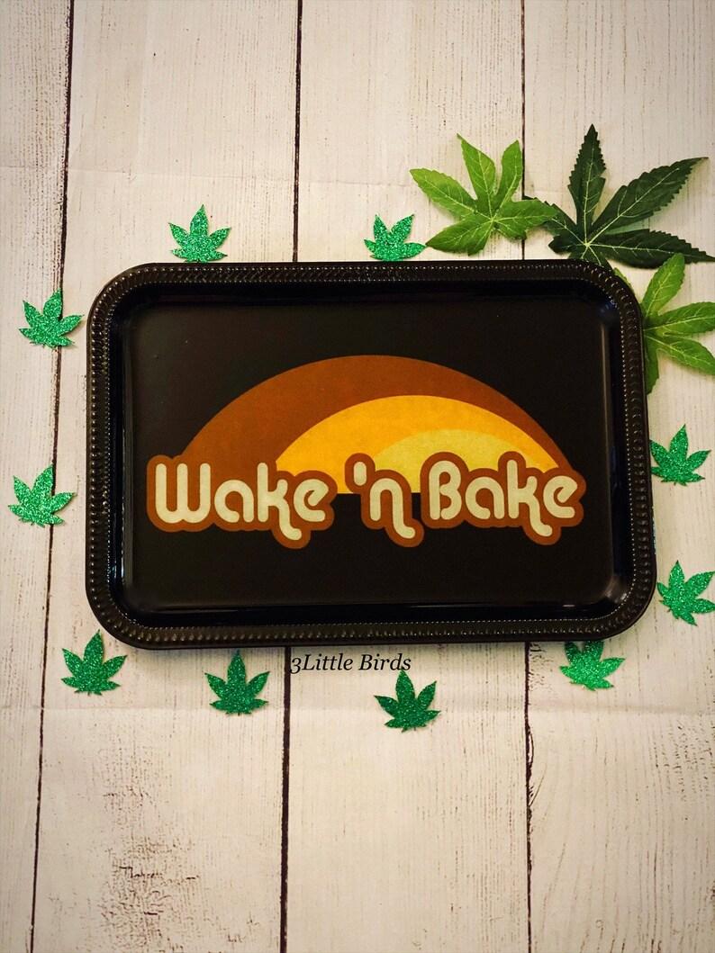 Wake \u2018N Bake Tray
