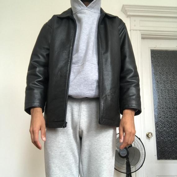 GAP Leather Jacket (men)