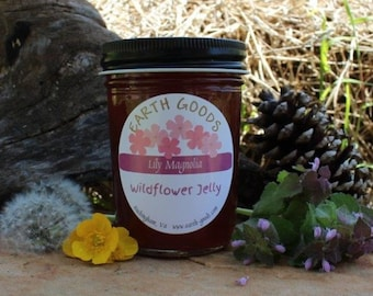 Gourmet Jelly - Wildharvested Lily Magnolia