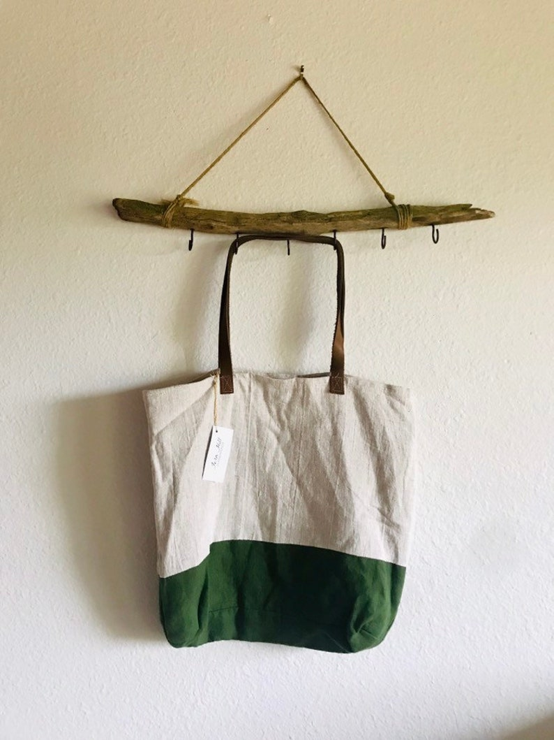 Reserve listing for Carla Vineyard Green Shannon Tote image 0