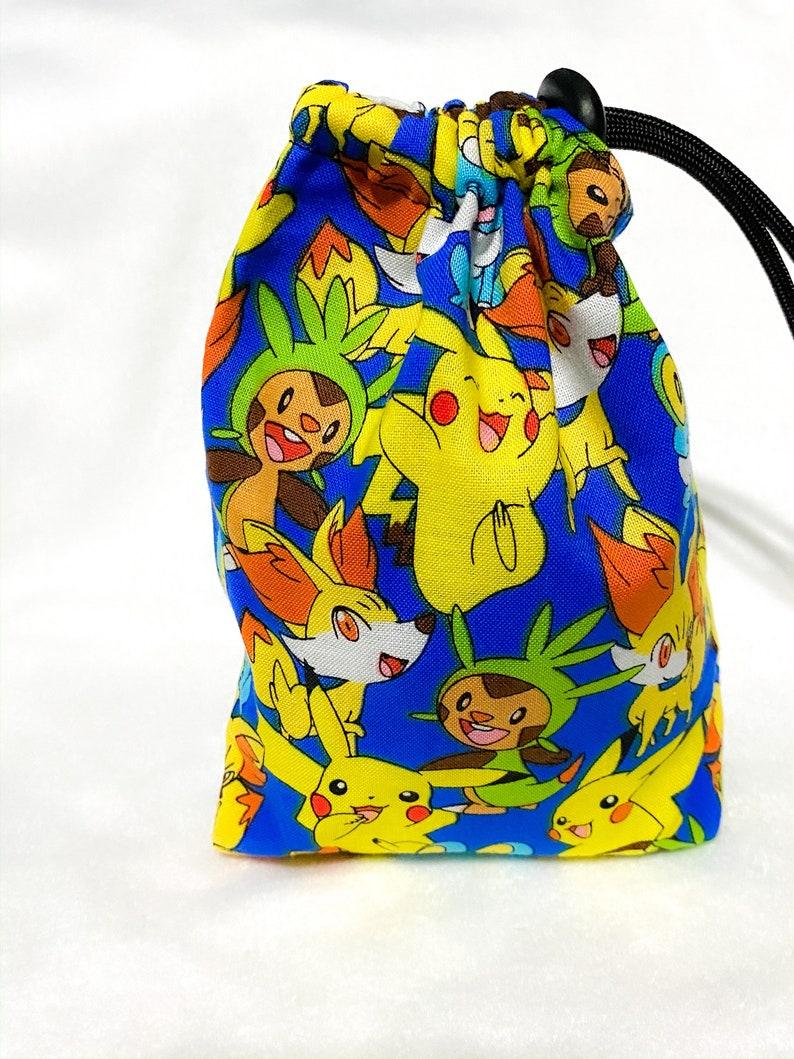 Pok\u00e9mon Dice Bag
