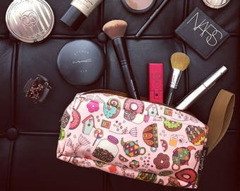 Personalized Pencil Case / Make up Bag