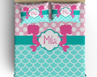 MERMAID BEDDING Comforter 3940ebc8d