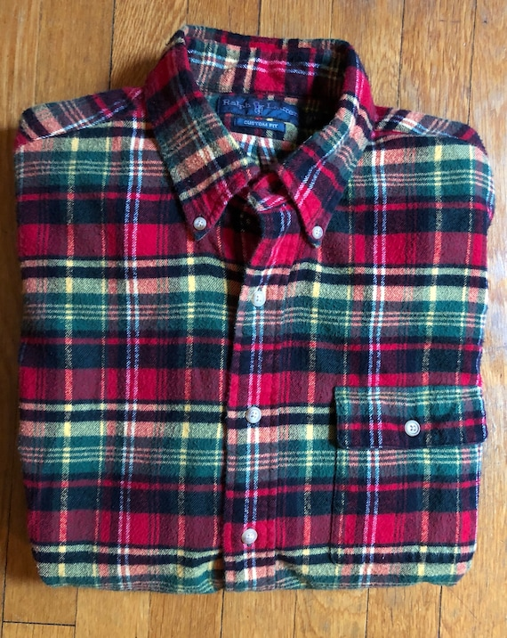 Ralph Lauren Flannel Shirt