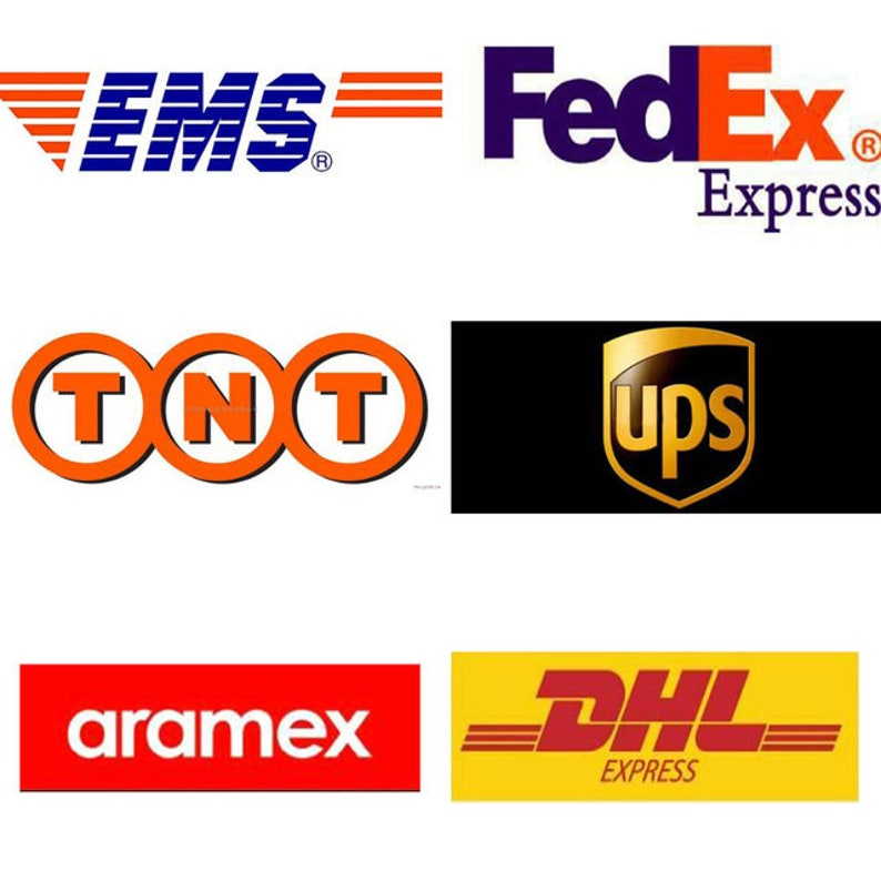 Express Upgrade Shipping For USA Buyers Via FedEx, UPS, DHL Package  Delivery Time within 3-4 Business Days Only
