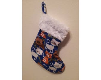 Christmas Stocking for cat