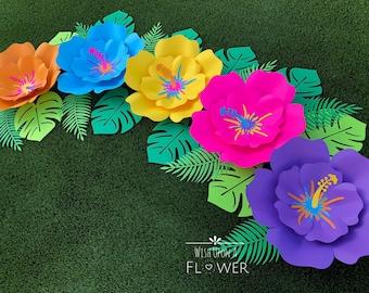 Moana Flowers Etsy