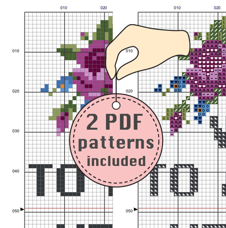 Cross Stitch Pattern  Ibuprofen cross stitch pattern  Funny cross stitch pattern  crossstitch patterns  point de croix  needle point