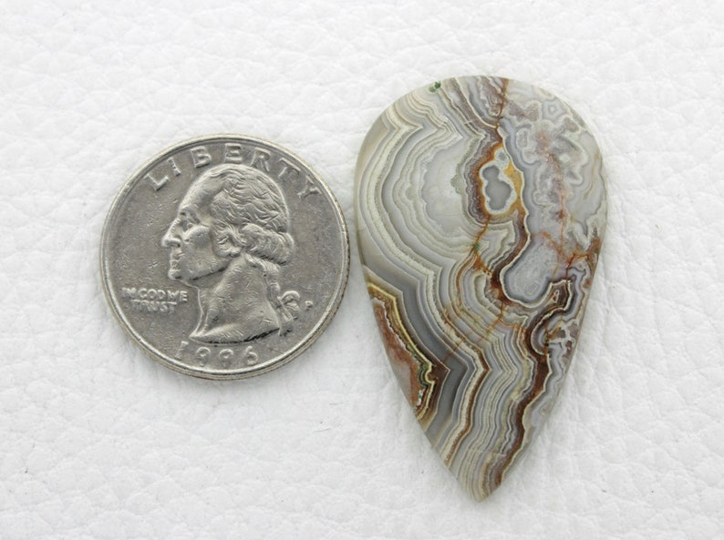 Crazy Lace Agate Cabochon Gemstone For Jewelry Making