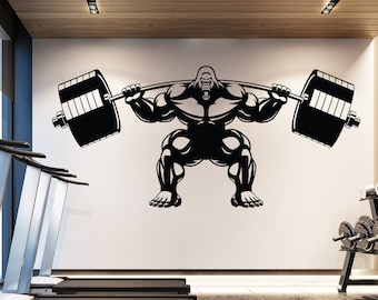Workout posters etsy