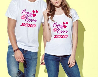 Couple Love T Shirts Valentine S Day Shirts Love T Shirts Etsy