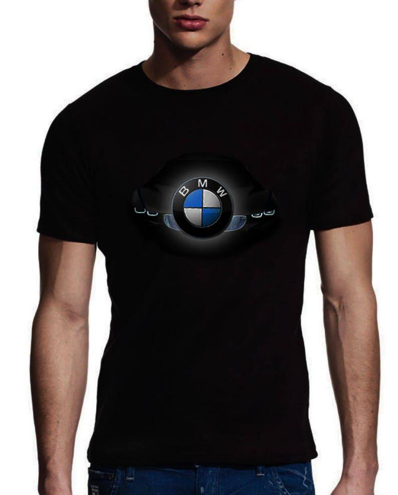 cd31d0b1527 BMW T-Shirt BMW M Power Men's T-Shirt | Etsy