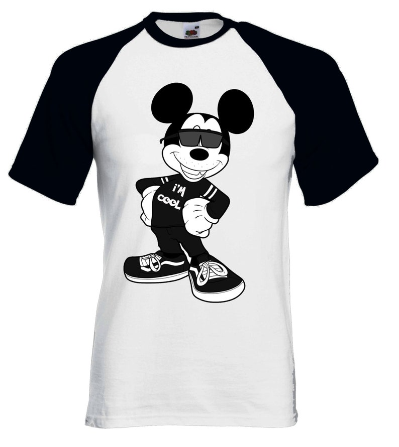 f21f7aef6fcbb4 Mickey Mouse Shirts Funny Mickey Mouse T-Shirts Disney Shirts | Etsy