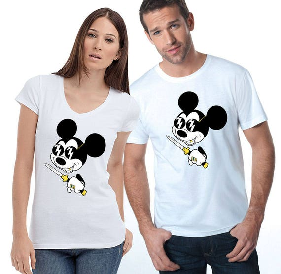 00ab499726bc51 Disney T-Shirt Mickey Mouse Shirt Funny Mickey Mouse Bad | Etsy
