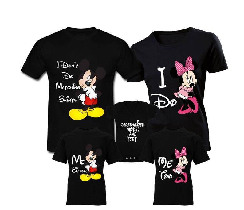 Family Disney Shirts Mickey Mouse shirt Minnie Mouse Shirt Family Trip Shirt Disney t shirts Family Shirt Family Disney Shirt