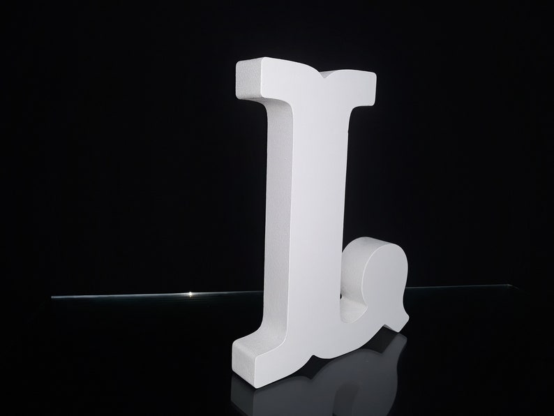 block number and leterr Styrofoam numbers 15 inches,Large free standing letters,baby shower decor,Party decor Styrofoam letters 3D 15