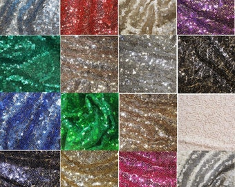 Sequin Fabric Novelty Sparkly Shiny Bling Material Cloth For Decoration,wedding Dancing, Decoration, Weddings, Photography