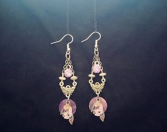 Twilight Sparkle earrings