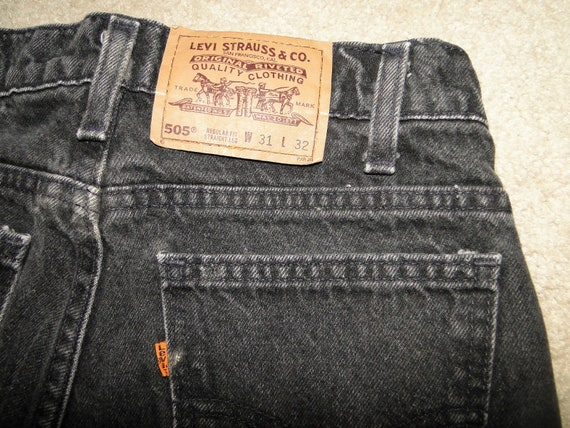 levis 505 mens jeans made in usa