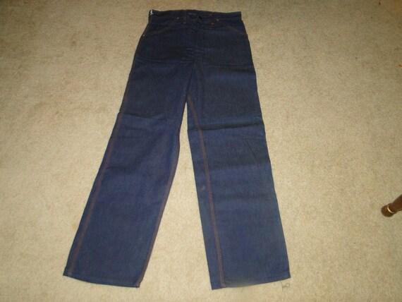 VINTAGE BIG MAC Denim Jeans Engineer work pant Dea
