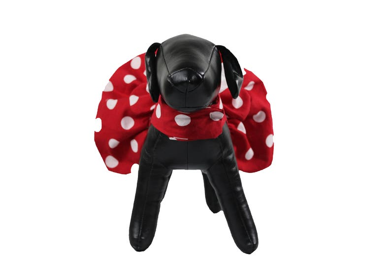 Red dog Dress Red Dog Valentines Dress xxs,xs y S... solo  hacemos medidas peque\u00f1as