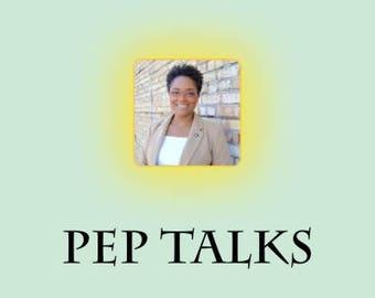 Pep Talks the Series