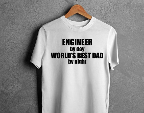 Yorkshire Papa T-Shirt-Drôle Yorkshire T-Shirt-Père//Yorkshire jour