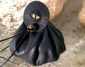 Dungeons and Dragons Regular Genuine Real Luxury Leather Dice Bag DnD Dicebag Coin Pouch LARP Bag for DnD Gifts RPG Props larping Gift