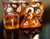 Flurry of Blows Monk Class Polyhedral Dice for RPG Games like Dungeons and Dragons and Pathfinder. DnD Gifts RPG Gift