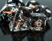 Weapon Master Fighter Polyhedral Class Dice for RPG Games like Dungeons and Dragons and Pathfinder. DnD Gifts RPG Gift