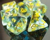 Channel Divinity Cleric Class Polyhedral Dice for RPG Games like Dungeons and Dragons and Pathfinder. DnD Gifts RPG Gift