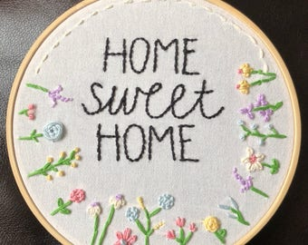 embroidery decoration
