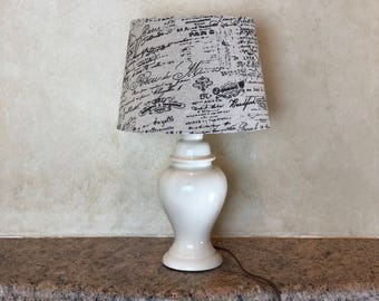 Vintage Accent/Desk Lamp