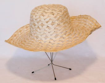 84cf98d1c8a Vintage Lace Wide Brim Sun Hat
